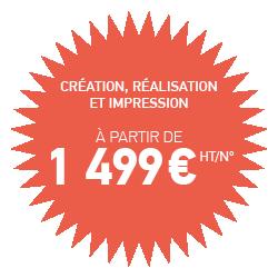 Votre magazine à partir de 1 499 € HT/n°